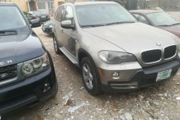 Extremely clean Naija Used BMW X5 2008