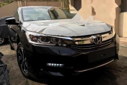 Brand New 2018 Honda Accord for sale in Lagos.