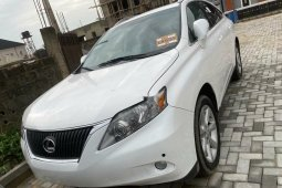 Foreign USed Full Opion Lexus RX 2010 for sale