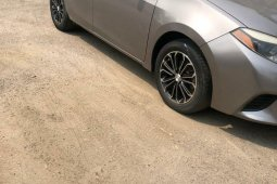 Foreign Used 2016 Toyota Corolla for sale