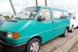 Foreign Used Volkswagen Transporter 2000 Model Blue