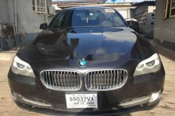 Foreign Used BMW 528i 2012 Model Gray