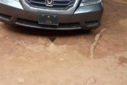 Nigeria Used Honda Odyssey 2010 Model Gray