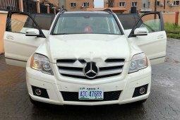Nigeria Used Mercedes-Benz GLK2012 Model White
