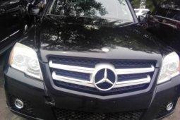 Tokunbo Mercedes-Benz GLK 2012 Model Black