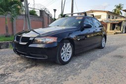 Foreign Used BMW 328i 2007 Model Black