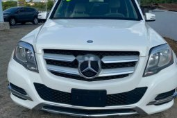 Tokunbo Mercedes-Benz GLK 2015 Model White