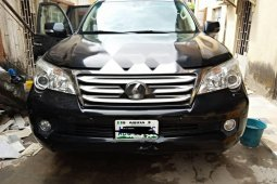 Naija Used 2012 Black Lexus GX for sale in Lagos.