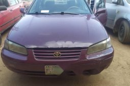 Nigeria Used Toyota Camry 2000 Model Red