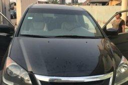 Nigeria Used Honda Odyssey 2008 Model Black
