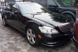 Foreign Used Mercedes-Benz S550 2010