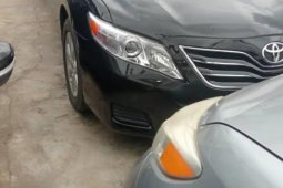 Foreign Used 2010 Grey Toyota Camry for sale in Lagos.