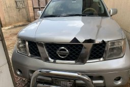 Clean Naija Used Nissan Pathfinder 2006 Model