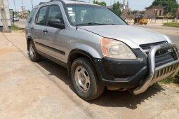 Naija Used 2003 Honda CR-V for sale