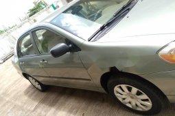 Naija Used Toyota Corolla 2004 Model