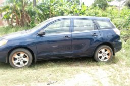 Fully options Tokunbo 2007 Toyota Matrix for sale