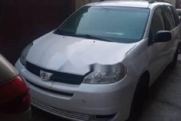 Foreign Used Toyota Sienna 2004 Model White