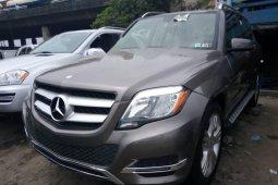 Tokunbo Mercedes-Benz GLK 2014 Model Full Option