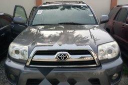 Foreign Used Toyota 4-Runner 2006 Model Gray