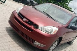 Foreign Used Toyota Sienna 2006 Model