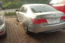 Foreign Used Honda Accord 2014 Model Sikver