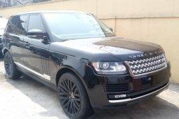 Land Rover Range Rover Vogue 2015 Toks