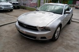 Foreign Used Ford Mustang 2012 Model