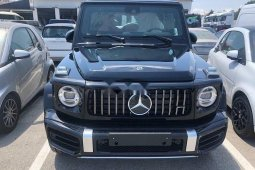 Mercedes-Benz G63 2019 Model Tokunbo
