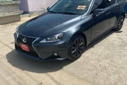 Foreign Used 2016 Lexus IS for sale