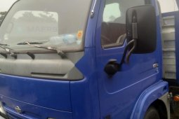 Foreign Used 1998 White Nissan Cabstar for sale in Lagos.
