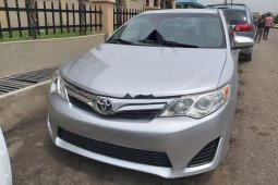Foreign used Toyota Camry 2014 Model