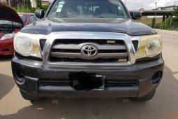 Nigeria Used Toyota Tacoma 2010 Model Black
