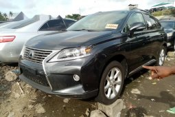Clean Tokunbo 2011 Lexus RX for sale