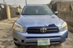Nigeria Used Toyota RAV4 2008 Model Blue