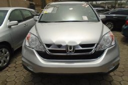 Foreign Used Honda CR-V 2012 Model Silver