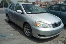 Foreign Used Toyota Corolla 2005 Model for sale