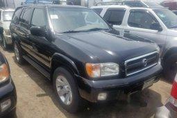 Foreign Used Nissan Pathfinder 2001 Model Black