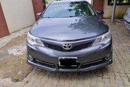 Nigeria Used Toyota Camry 2013 Model Gray
