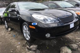 Foreign Used Lexus ES 2006 Model for sale