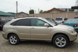 Foreign Used Lexus RX 2008 Model for sale