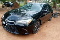 Nigeria Used Toyota Camry 2016 Model Black