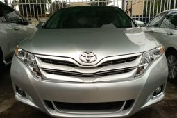 Foreign Used Toyota Venza 2013 Model Silver