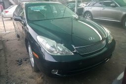 Clean Toks Lexus ES 2005 at ₦2,000,000 for sale