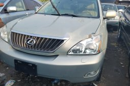 Foreign Used Lexus RX 2008Model for sale