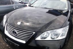 Foreign Used 2008 Lexus ES for sale