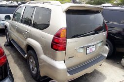 Foreign Used Lexus GX 2007 for sale