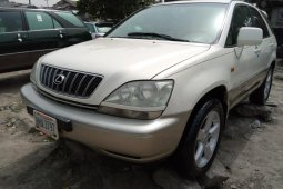 Foreign Used Lexus RX 2003 Model White