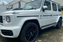 Mercedes Benz G63 AMG 2019/2020 Model Brand New Ride America spec