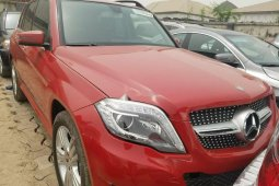 Foreign Used Mercedes-Benz GLK 2013 Model for sale