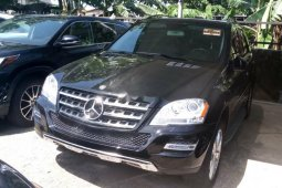 Foreign Used Mercedes-Benz ML350 2011 Model